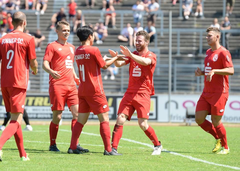 Bonner SC besiegt 1. FC Köln mit 1:0