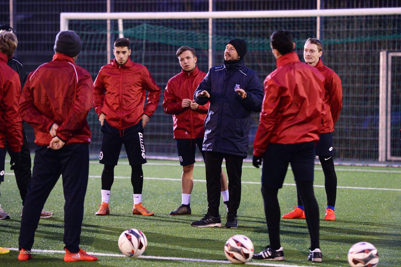 DSC_8921 Training BSC mit dem neuen Trainer Markus Zschische