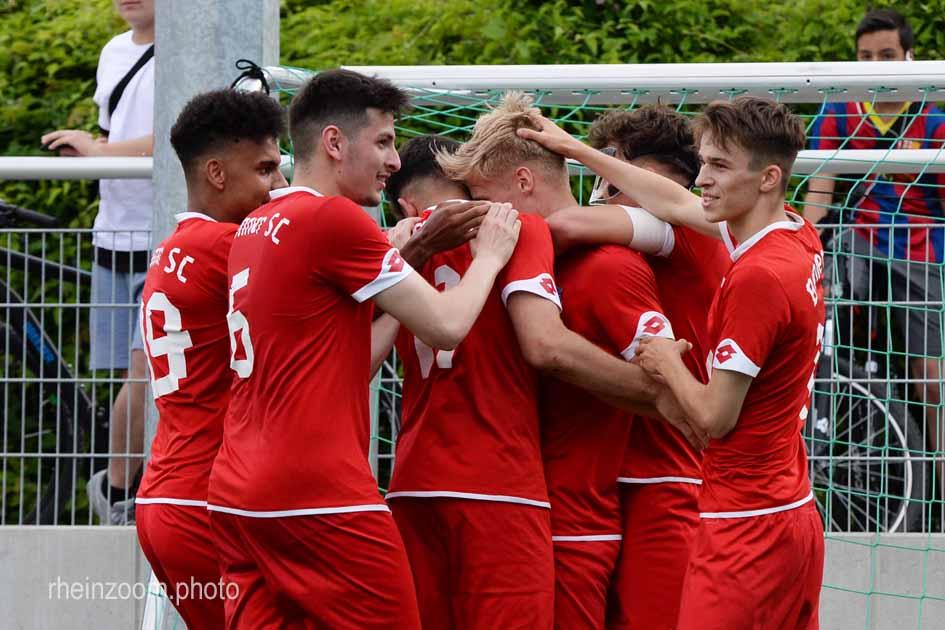 DSC_0688 BSC - FC BW Firesdorf A-Junioren Kreispokal 2019