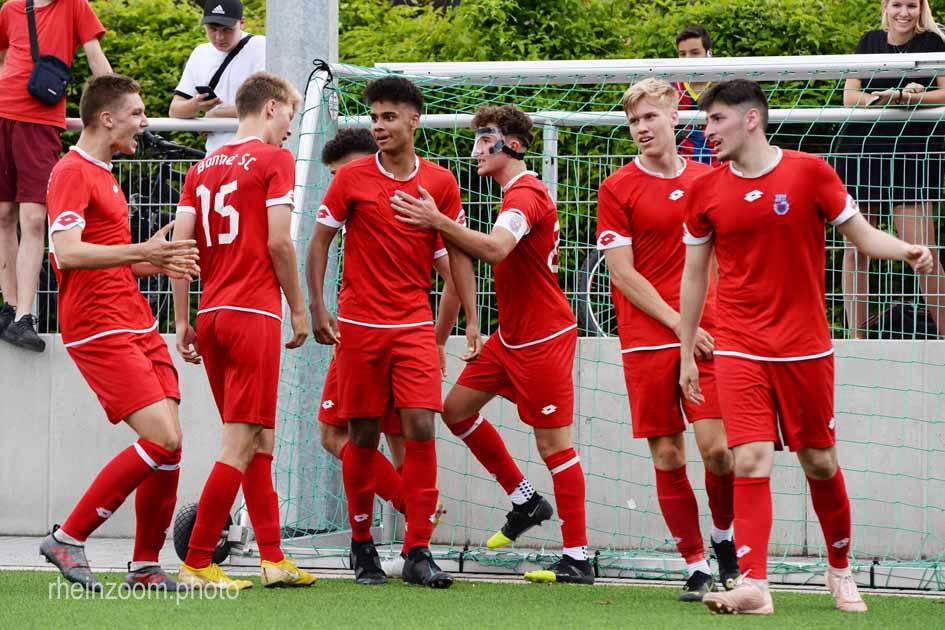 DSC_0692 BSC - FC BW Firesdorf A-Junioren Kreispokal 2019