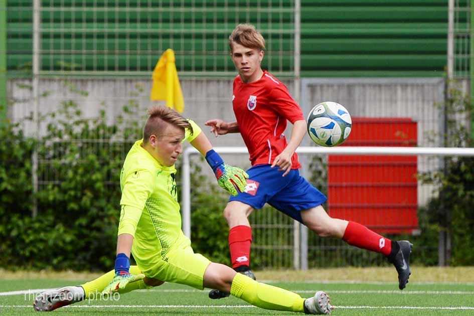 DSC_2042 Kreispokal 2019 B- Junioren Bonner SC - FC Pech