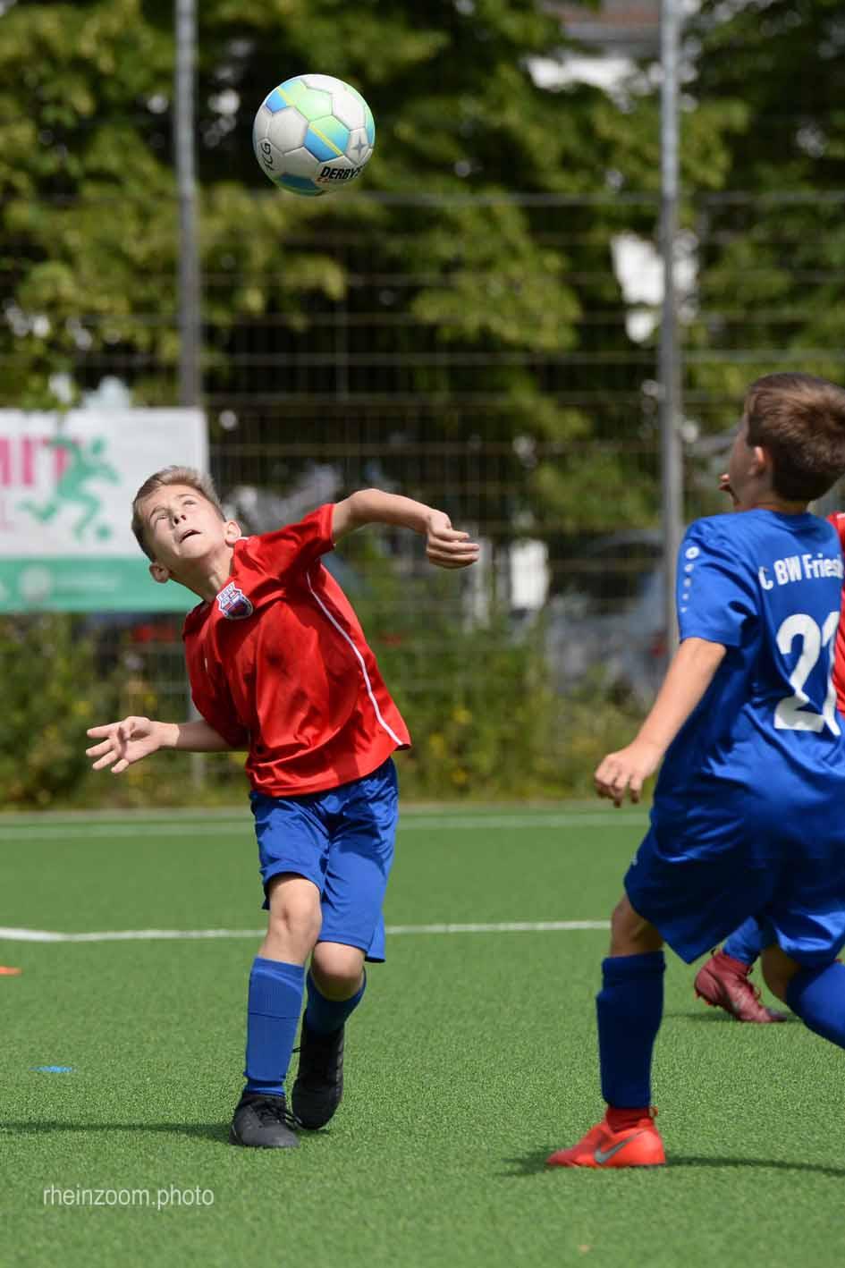 DSC_9423 Kreispokal 2019 E-Juniorren Bonner SC - BW Friesdorf