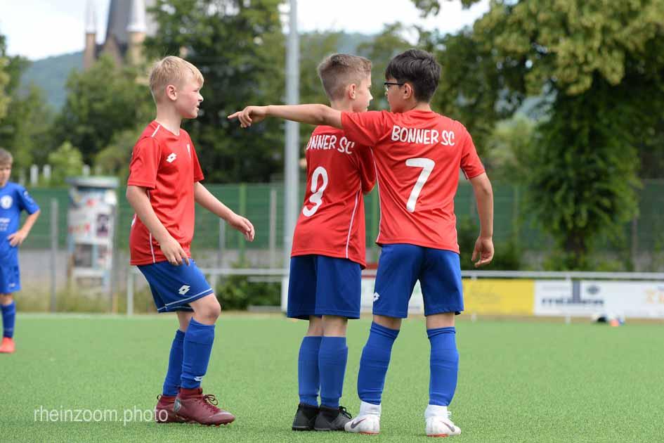 DSC_9451 Kreispokal 2019 E-Juniorren Bonner SC - BW Friesdorf