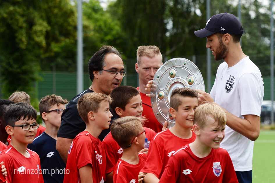 DSC_9545 Kreispokal 2019 E-Juniorren Bonner SC - BW Friesdorf