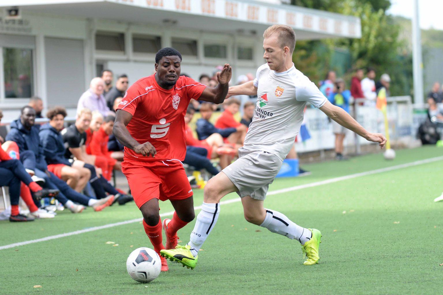 DSC_0385 BSC 1 - VfL Alfter Francois Engolo + Tobias Berger
