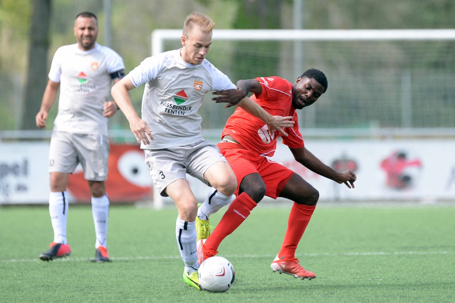 DSC_0422 BSC 1 - VfL Alfter Tobias berger + Francois Engolo