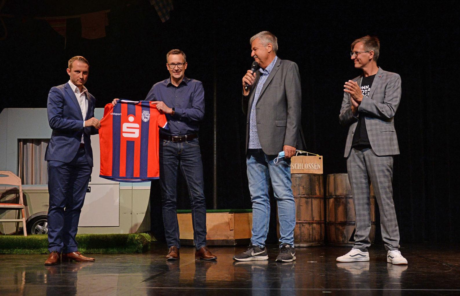 DSC_2397 Mannschaftsvorstellung GOP Schmidt-Preuß + Martin König Sparkasse + Harder + Mazurkievicz